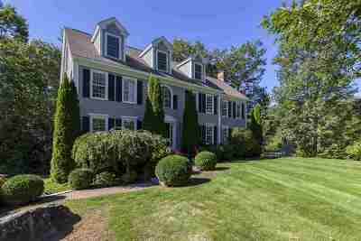 Exeter Single Family Home For Sale: 14 Blackford Drive