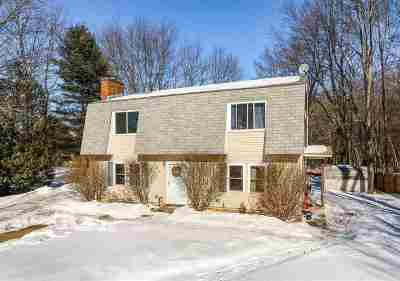 Chittenden County Multi Family Home Active Under Contract: 107 Belwood Avenue