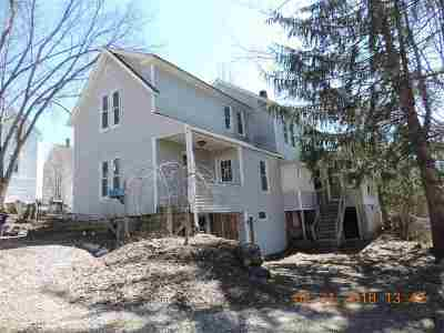 Franklin Multi Family Home Active Under Contract: 52 River Street