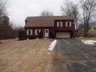 Belknap County, Carroll County, Cheshire County, Coos County, Grafton County, Hillsborough County, Merrimack County, Rockingham County, Strafford County, Sullivan County Single Family Home For Sale: 10 Meadowbrook Road