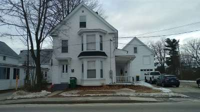 Rochester Multi Family Home For Sale: 65 Washington Street