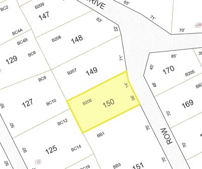 Hillsborough Residential Lots & Land For Sale: 150 King's Row Street