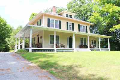 Carroll County Single Family Home For Sale: 12 Village Road