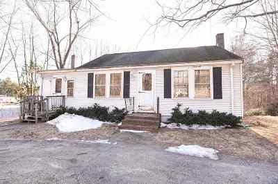 Derry Single Family Home Active Under Contract: 4 Kendall Pond Road