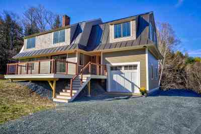 Woodstock Single Family Home Active Under Contract: 925 Fletcher Hill Road