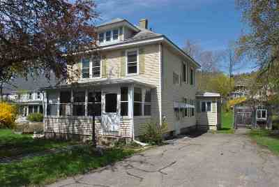 Dover Single Family Home For Sale: 25 Hill Street