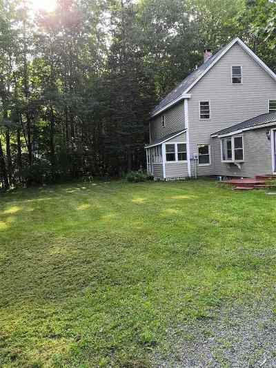 Hanover NH Single Family Home For Sale: $399,000