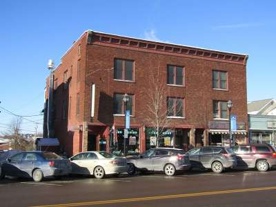 Commercial For Sale: 34 & 36 South Main Street