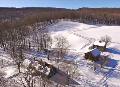 Woodstock Single Family Home For Sale: 486 Benedict Road