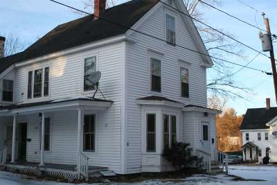Pittsfield Single Family Home Active Under Contract: 40 Chestnut Street