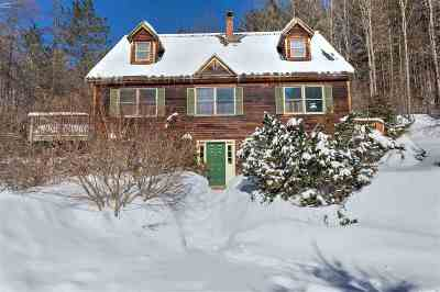 Woodstock Single Family Home Active Under Contract: 2901 Cox District Road