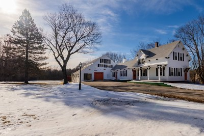 Rochester Single Family Home Active Under Contract: 79 Chamberlain Street