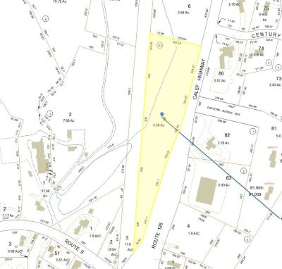 Strafford County Residential Lots & Land For Sale: Calef Highway