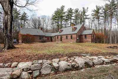 Goffstown Single Family Home For Sale: 42 Joppa Hill Road