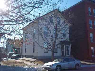 Manchester Multi Family Home For Sale: 25 Prospect Street