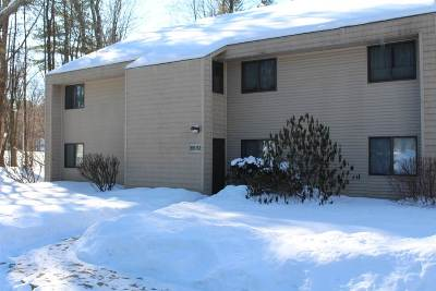 South Burlington Condo/Townhouse For Sale: 91 Bayberry Lane