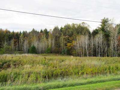 Richford Residential Lots & Land For Sale: 15 Memorial