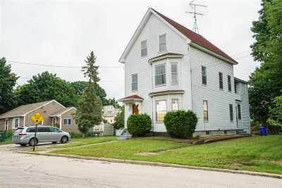 Manchester Multi Family Home For Sale: 73 Chase Avenue