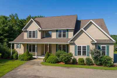 Dover Single Family Home For Sale: 178 County Farm Road