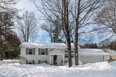 Norwich Single Family Home For Sale: 16 Cliff Street