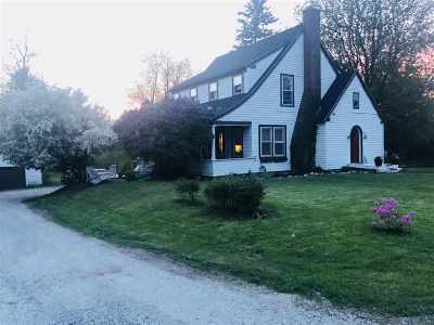 Alburgh Single Family Home For Sale: 532 South Main Street