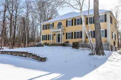 Derry Single Family Home Active Under Contract: 6 Belmont Terrace