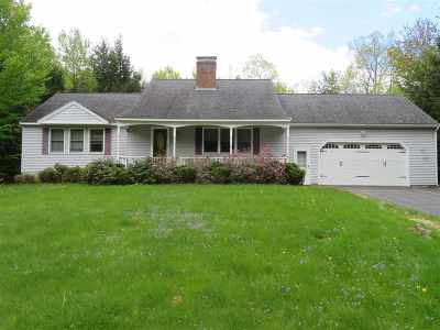Laconia Single Family Home Active Under Contract: 264 Hillcrest Drive