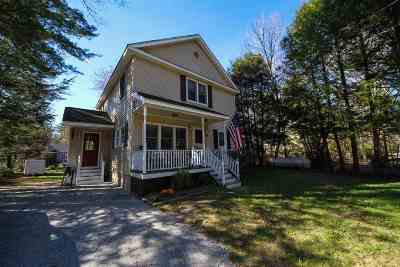 Moultonborough Single Family Home For Sale: 16 Pleasure Lane