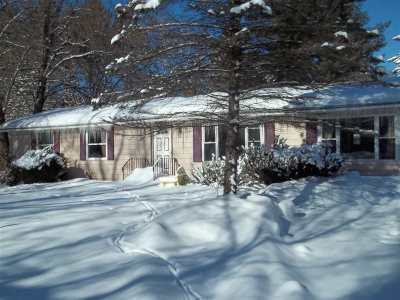 Castleton Single Family Home For Sale: 3916 North Road