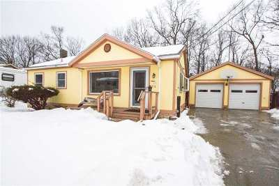 Chittenden County Single Family Home Active Under Contract: 126 Tracy Drive