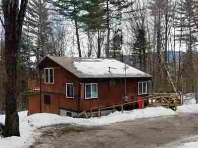Haverhill NH Single Family Home For Sale: $123,750