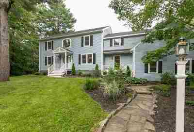 Kittery Single Family Home For Sale: 5 Barters Creek Road