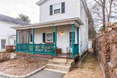 Nashua Single Family Home Active Under Contract: 81 Linwood Street