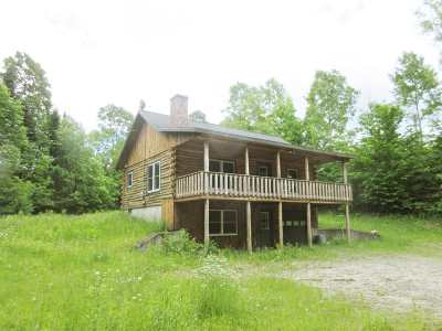 East Haven Single Family Home For Sale: East Haven (Vt-114) Road