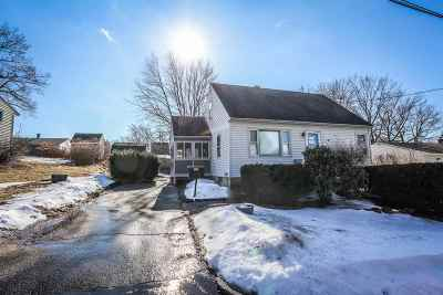 Manchester Single Family Home Active Under Contract: 151 Parkview Street