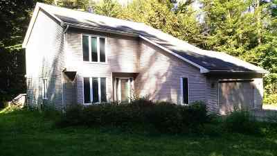 Wallingford Single Family Home For Sale: 140 White Rocks Picnic Road