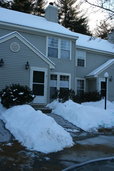 Concord Condo/Townhouse Active Under Contract: 8 NE Village Road