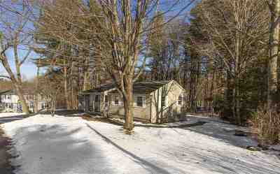 North Hampton Single Family Home Active Under Contract: 16 Hillside Road