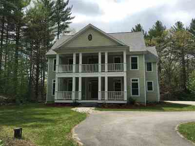 Amherst Single Family Home For Sale: 27 Old Milford Road
