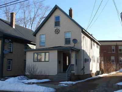 Dover Single Family Home For Sale: 28 Atkinson Street