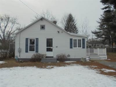 Goffstown Single Family Home For Sale: 97 Louis Street