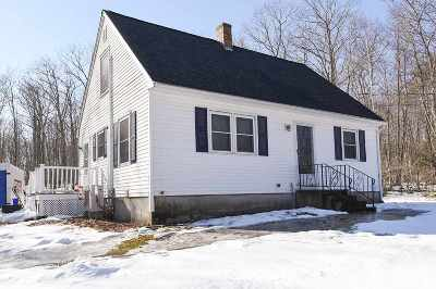 Raymond Single Family Home Active Under Contract: 86 Green Road