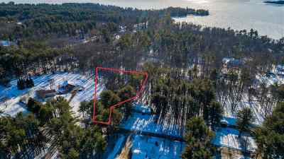Moultonborough Residential Lots & Land Active Under Contract: 15 Forty Acre Field Road #15