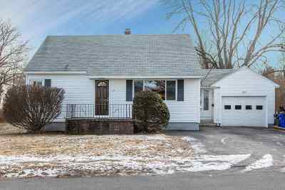 Goffstown Single Family Home Active Under Contract: 17 Rosemont Street
