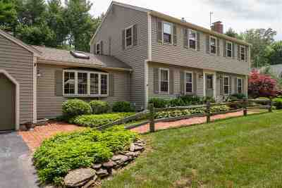 York Single Family Home For Sale: 109 Fieldstone Estates Road