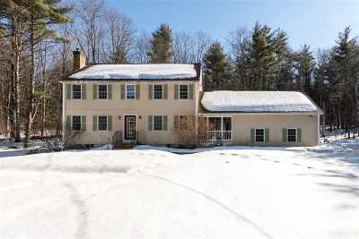Wolfeboro Single Family Home Active Under Contract: 4 Junebug Lane