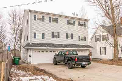 Nashua Multi Family Home For Sale: 103 Blossom Street