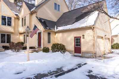 Nashua Condo/Townhouse Active Under Contract: 8 Westminster Drive