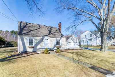 Single Family Home For Sale: 52 Hobbs Road