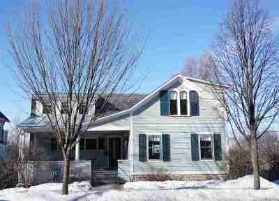 Chittenden County Single Family Home For Sale: 483 South Union Street